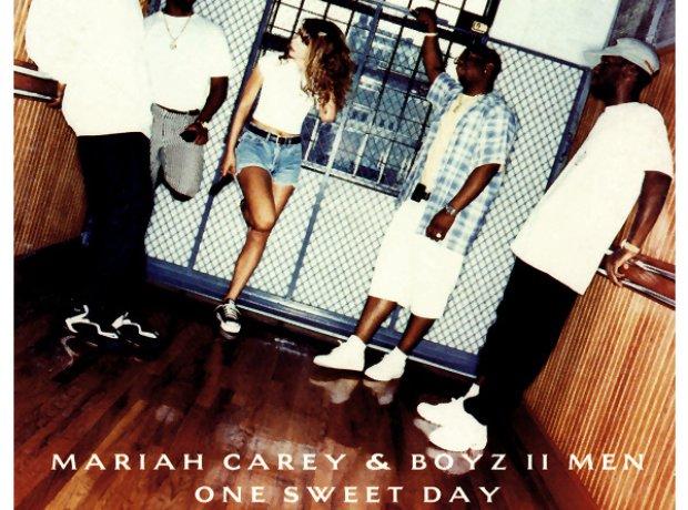 Mariah Carey and Boyz II Men - 'One Sweet Day'