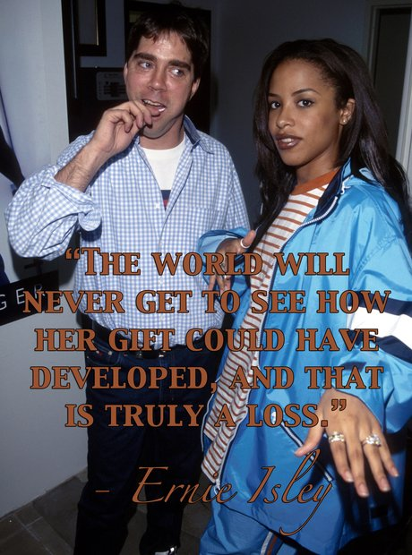 Quotes Remembering Aaliyah