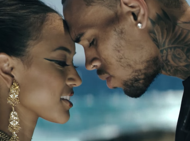 Chris Brown Autumn Leaves Video