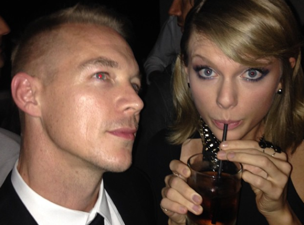 Diplo and Taylor Swift