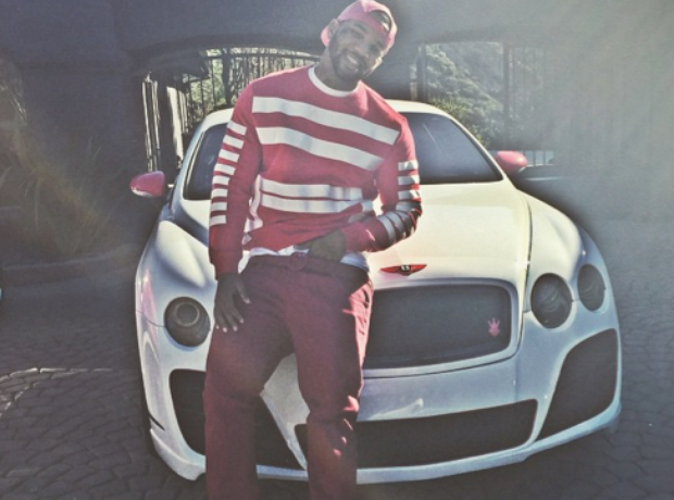 The Game with his Bentley