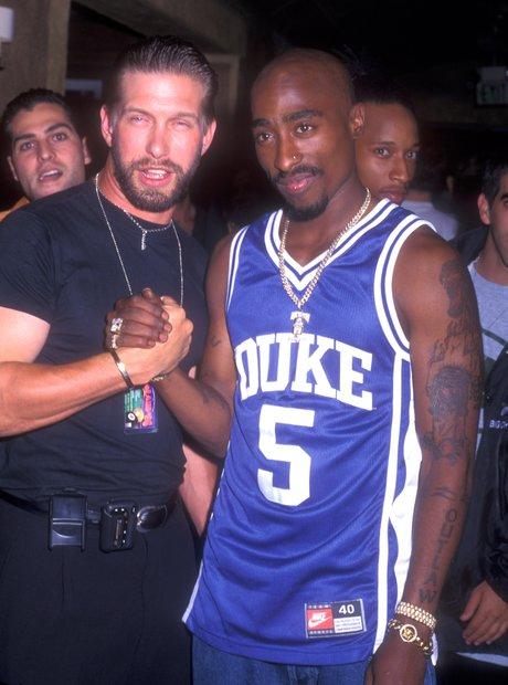 Stephen Baldwin and Tupac Shakur
