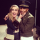 Image 6: Cara Delevingne and Pharrell Williams at Chanel's
