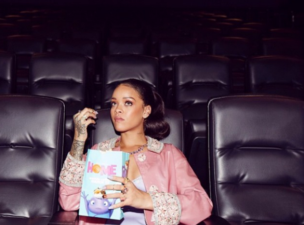 Rihanna in cinema