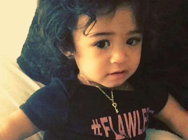 Chris Brown daughter Royalty