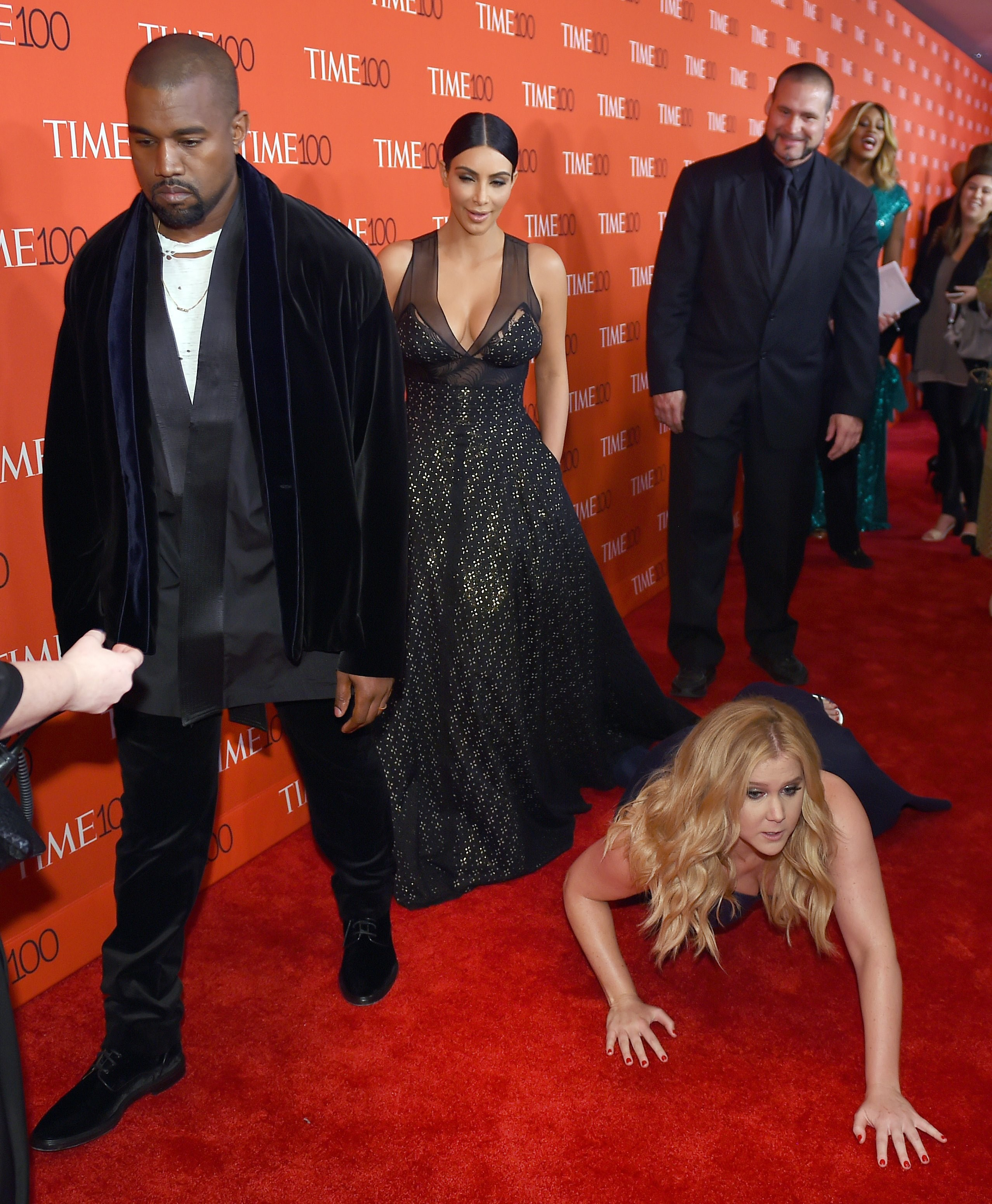 Kanye West Kim Kardashian Amy Schumer Prank