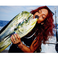 Image 2: Rihanna and Fish
