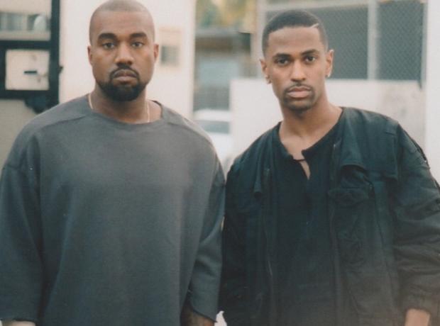 Big Sean and Kanye West