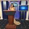 Image 5: Ciara at the White House
