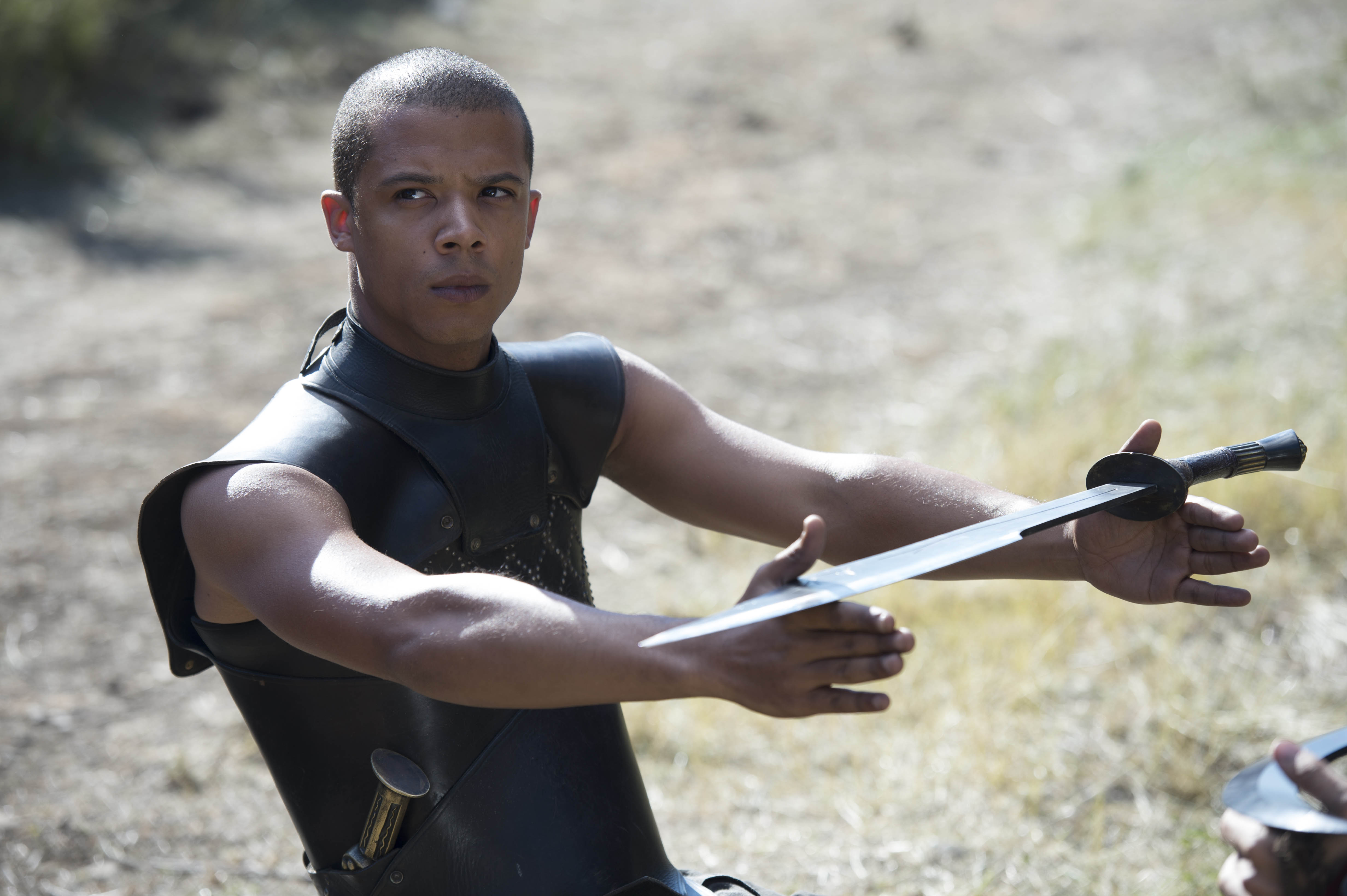 Jacob Anderson/Grey Worm (Game Of Thrones)