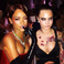 Image 3: Cara Delevingne and Rihanna MET Ball