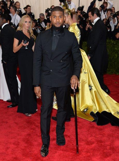 Usher MET Gala Ball 2015