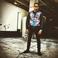 Image 7: Chris Brown bomber jacket
