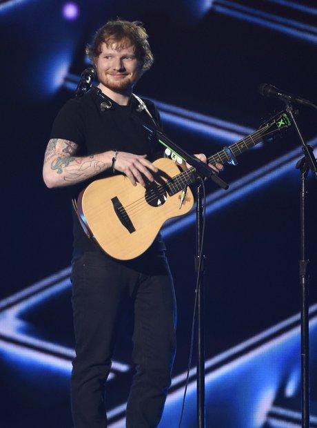 Ed Sheeran Billboard Music Awards 2015 Performance