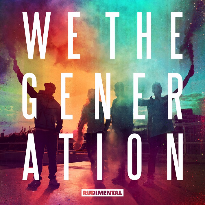 Rudimental - We the generation artwork
