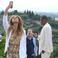 Image 9: Beyonce Jay Z Blue Ivy Florence Holiday 2015