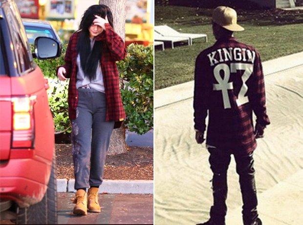Kylie Jenner Tyga shirt