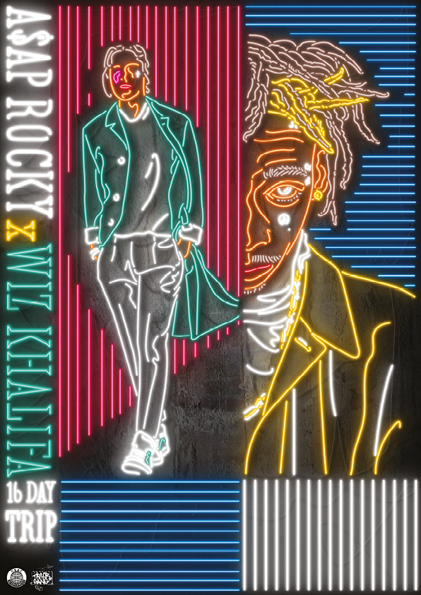asap rock wiz khalifa