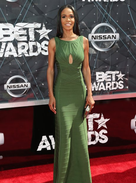 Michelle Williams BET Awards Red Carpet 2015
