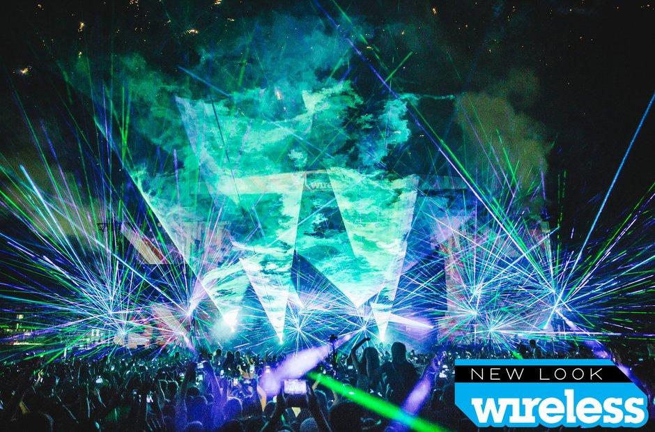 Avicii Wireless Festival 2015