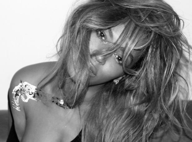 Beyonce tattoo
