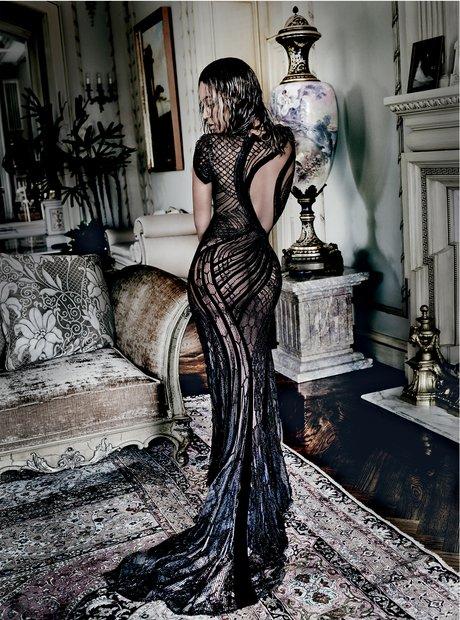 Beyonce Vogue 2015