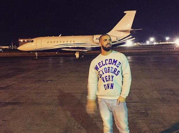 Drake airplane
