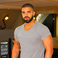 Image 9: Drake at the gym