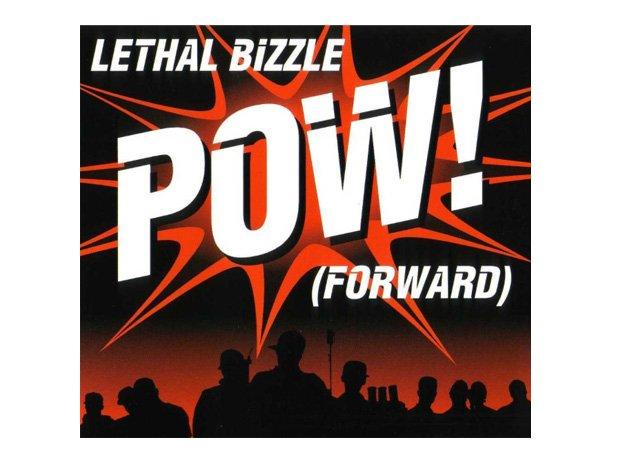 Lethal Bizzle Pow Artwork