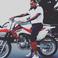 Image 9: Chris Brown On Bike