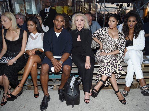 Nicki Minaj New York Fashion Week