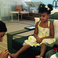 Image 10: Blue Ivy getting a manicure