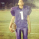 Image 10: Chris Brown Throwback American Football