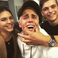 Image 10: Martin Garrix Justin Bieber Kendall Jenner
