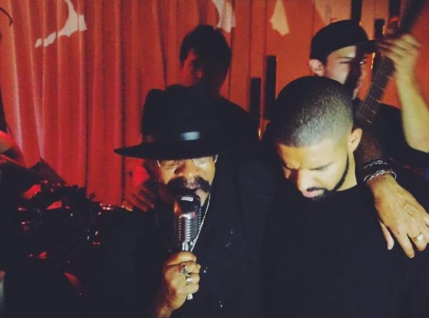 Drake Dad