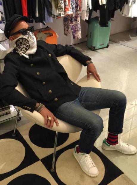 Pharrell EMAs