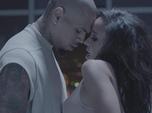Chris Brown Tinashe Player video