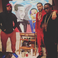 Image 1: Chris Brown French Montana Painting