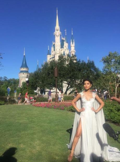 Jhene Aiko Disney World