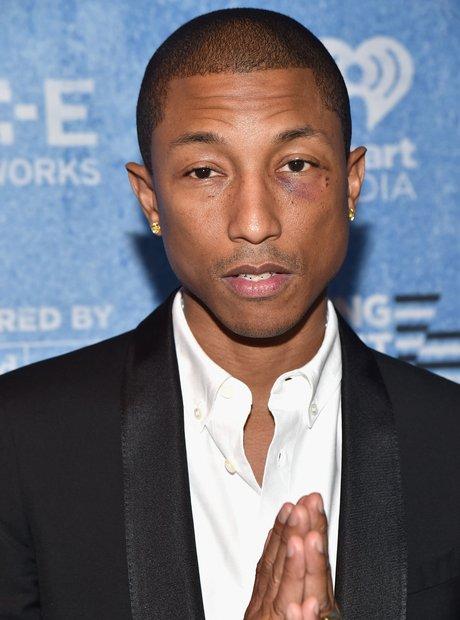 Pharrell Black Eye
