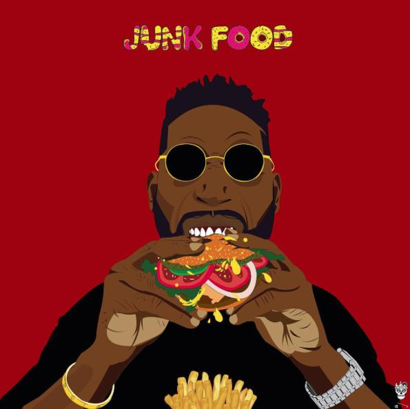 Tinie Tempah Junkfood Mixtape