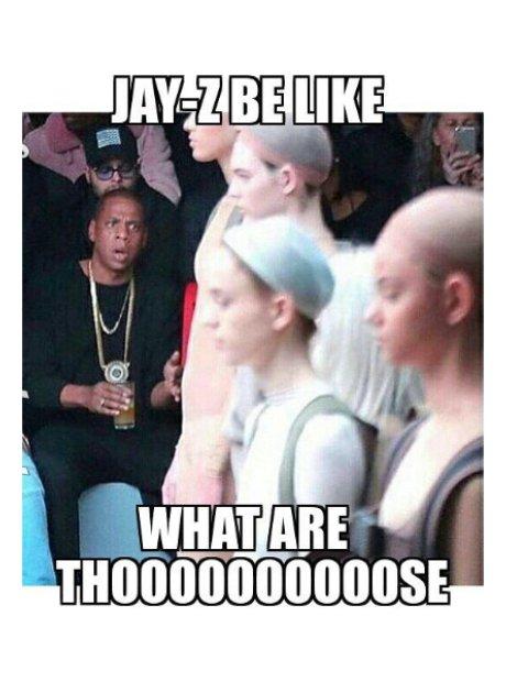 Jay Z Yeezy Season 1