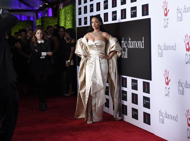 Rihanna Diamond Ball