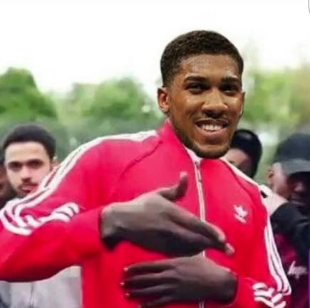 Stormzy Anthony Joshua