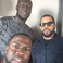 Image 10: Stormzy Kevin Hart Ice Cube