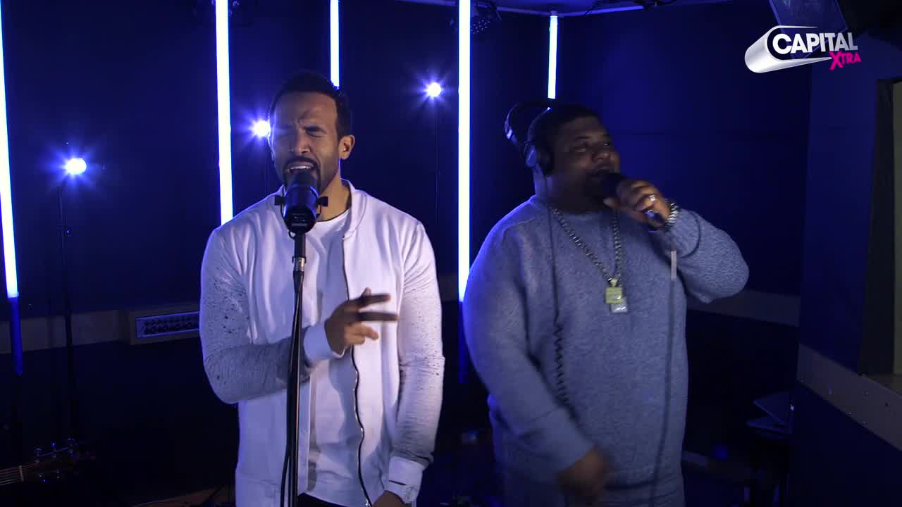 Craig David Big Narstie