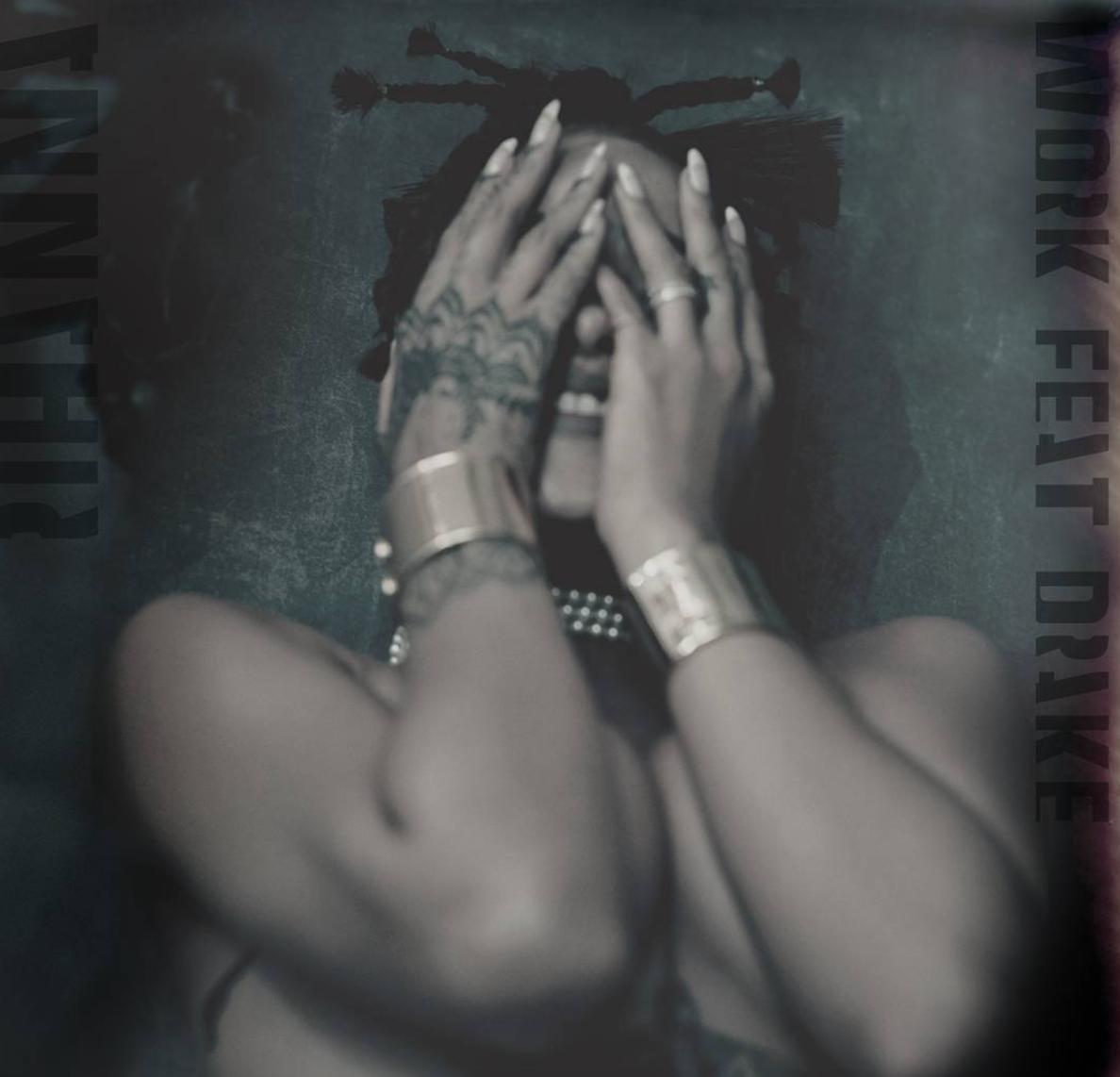 Rihanna Work Single Artwork
