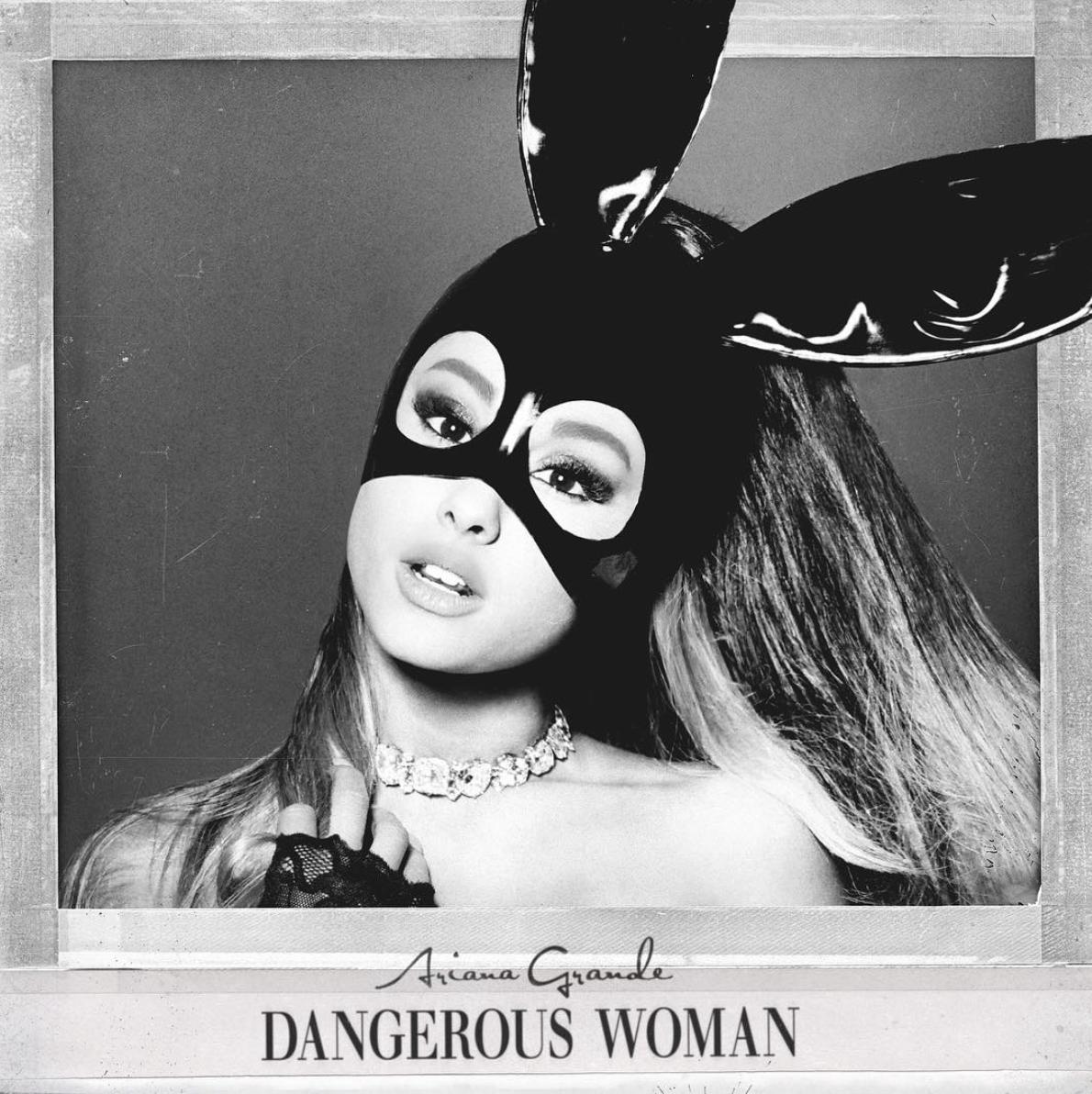 Ariana Grande Dangerous Woman Instagram