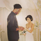 Image 7: Jhene Aiko and Dot Da Genius wedding