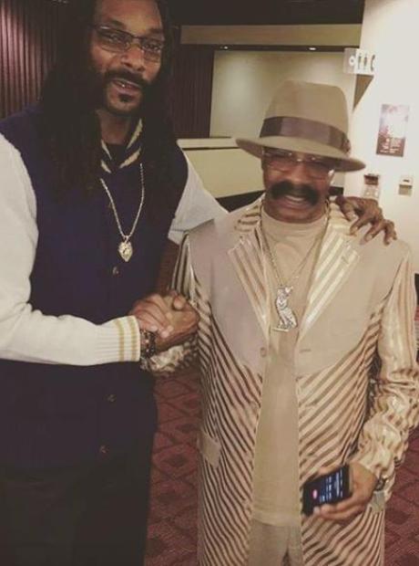 Snoop Dogg Drake's Dad